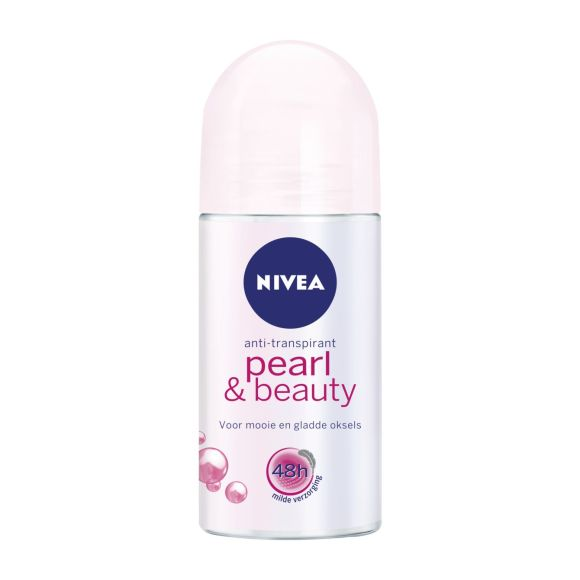 Nivea Deoroller pearl & beauty product photo