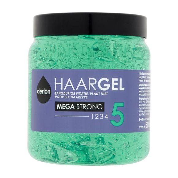 Derlon Styling gel mega strong product photo