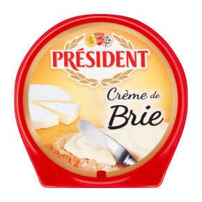 President Crème de brie product photo