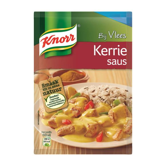 Knorr  Kerriesaus Mix product photo