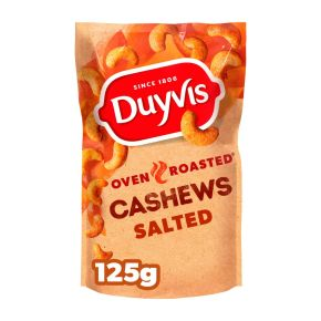 Duyvis Oven roasted cashews original product photo