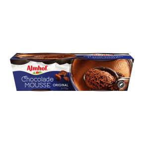 Almhof chocolademousse 2*70g product photo
