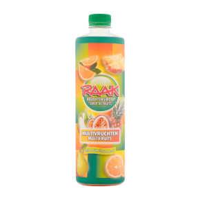 Raak Multivruchten vruchtensiroop product photo
