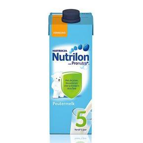 Nutrilon groeimelk 5 product photo