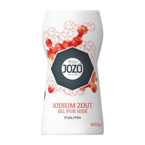 JOZO Puur zout met jodium product photo