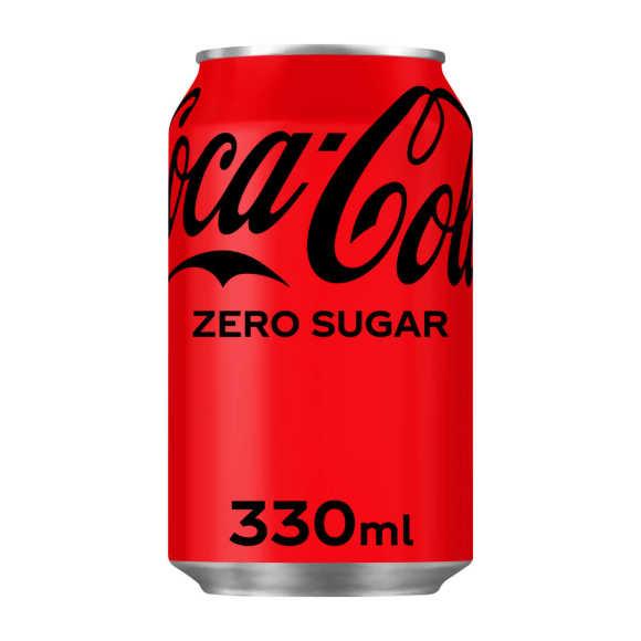 Coca-Cola Zero sugar product photo