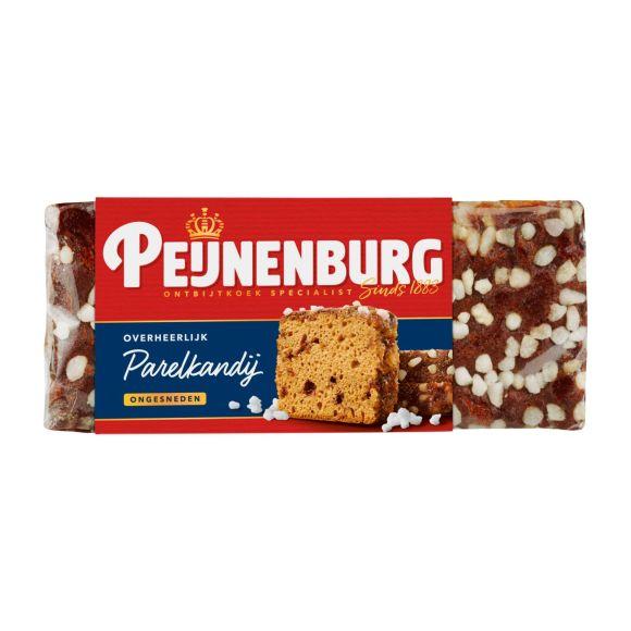 Peijnenburg Ontbijtkoek parelkandij ongesneden product photo