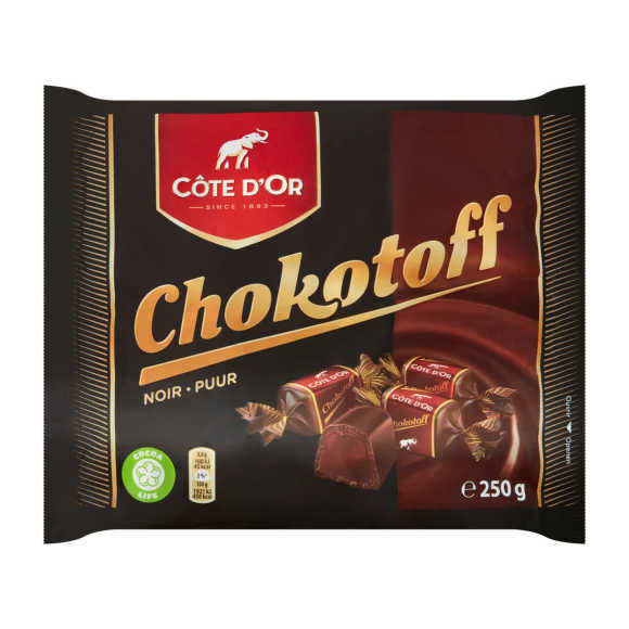 Côte d'Or Chokotoff puur product photo