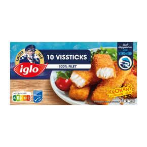 Iglo Vissticks product photo