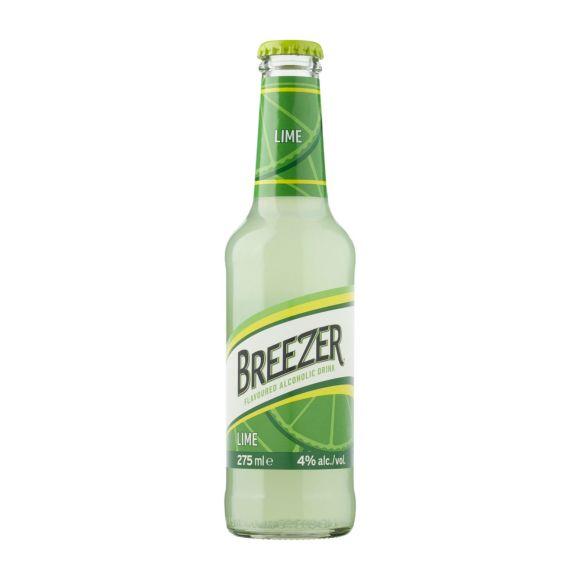 Bacardi Breezer lime product photo