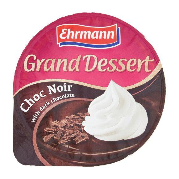 Ehrmann Grand Dessert Choc Noir 190 gram product photo