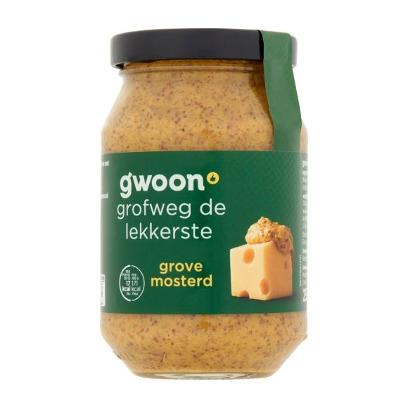 g'woon Grove mosterd product photo