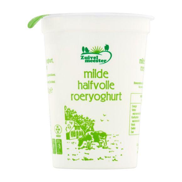 Zuivelmeester Milde halfvolle roeryoghurt product photo