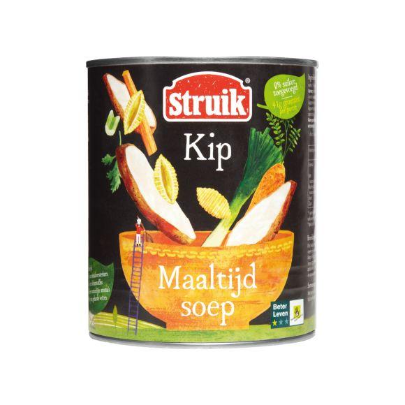 Struik Maaltijdsoep Kip product photo