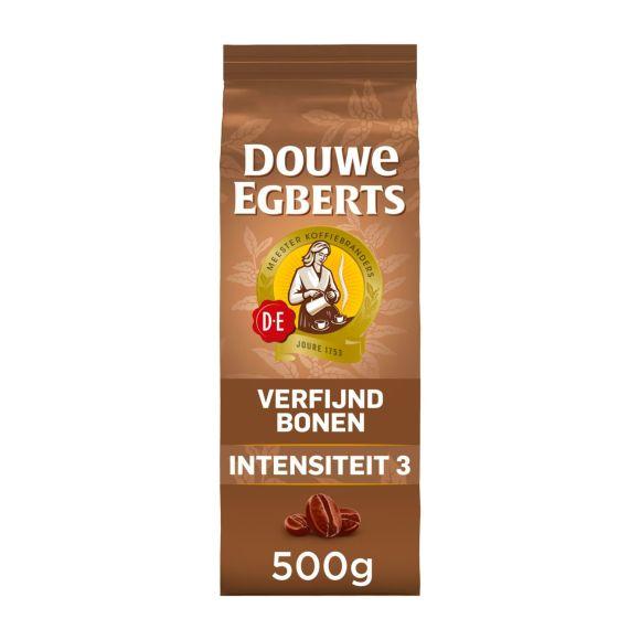 Douwe Egberts Verfijnd koffiebonen product photo