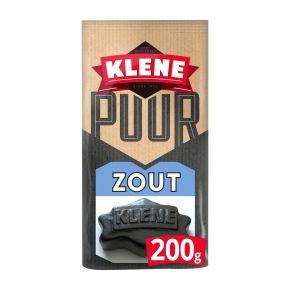Klene Drop puur zout product photo