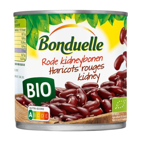 Bonduelle Rode kidney bonen biologisch product photo