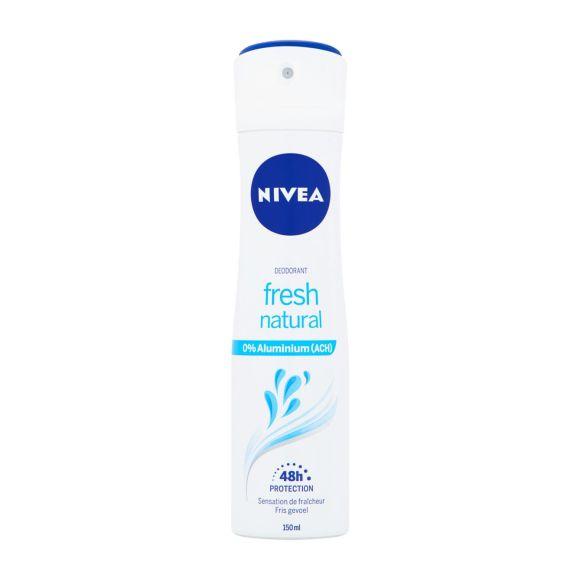 Nivea Deodorant fresh & natural product photo