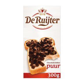 De Ruijter Chocoladevlokken puur product photo