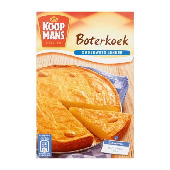 Koopmans Mix voor Boterkoek product photo
