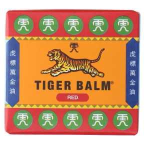 Tijger Balsem Rood product photo