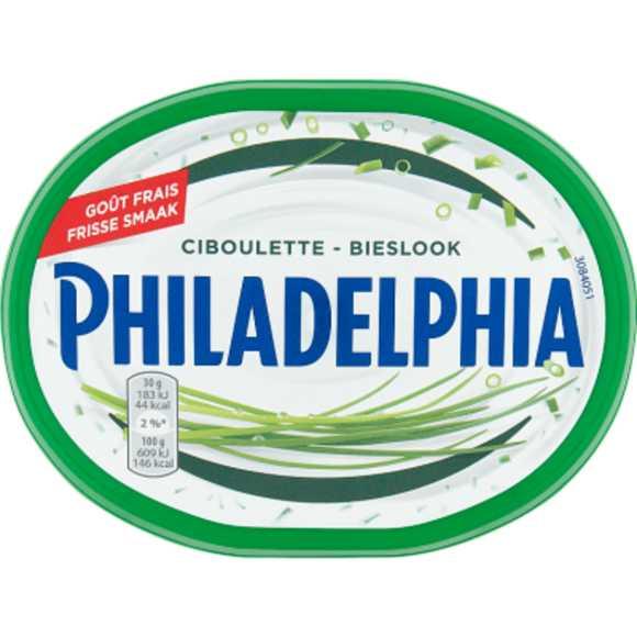 Philadelphia Roomkaas bieslook product photo