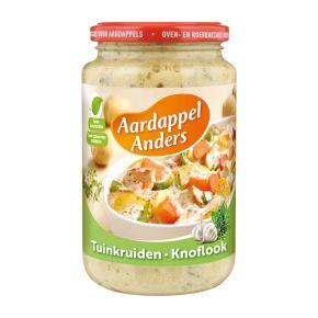 Campbell Aardappel anders tuinkruiden knoflook product photo