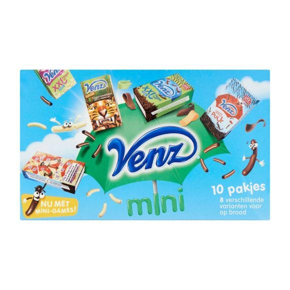 Venz Varianten voor op brood mini product photo
