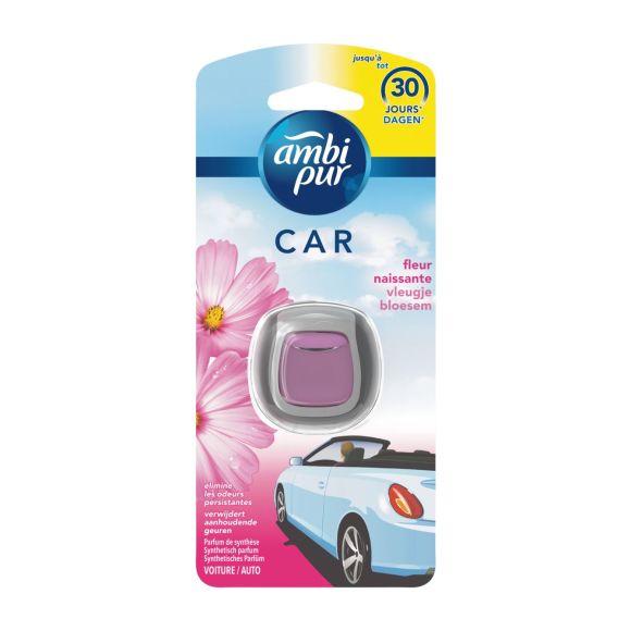 Ambi Pur Auto Vleugje Bloesem clip luchtverfrisser product photo