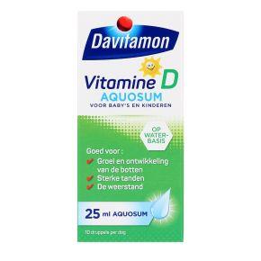 Vitamine D aquosum 25 ml product photo
