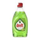 Dreft Clean & Fresh Appel afwasmiddel product photo
