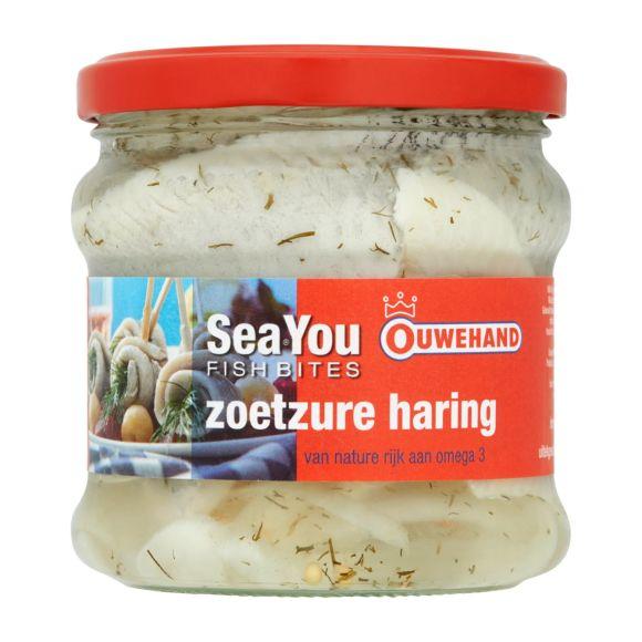 Ouwehand Zoetzure haring product photo