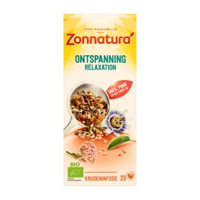 Zonnatura Ontspanning thee product photo
