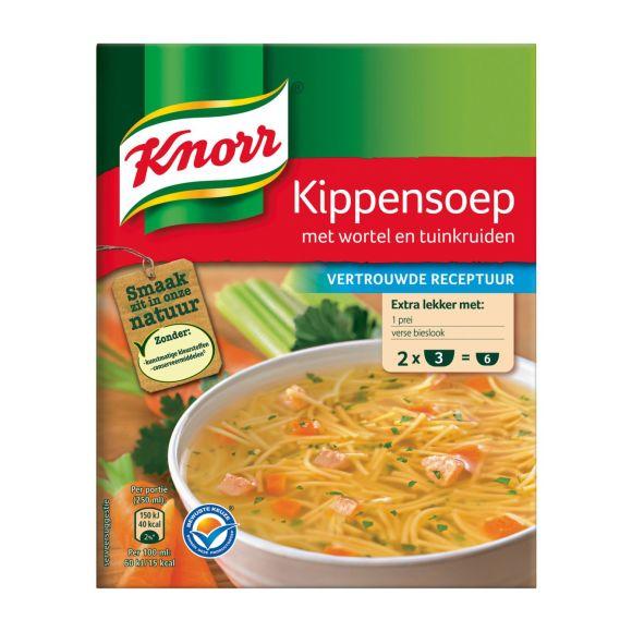 Knorr  Kippensoep Soep product photo