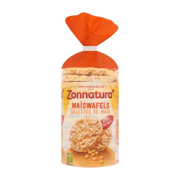 Zonnatura Maïswafels biologisch product photo