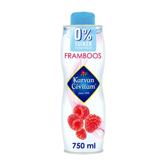 Framboos 0% Suiker product photo