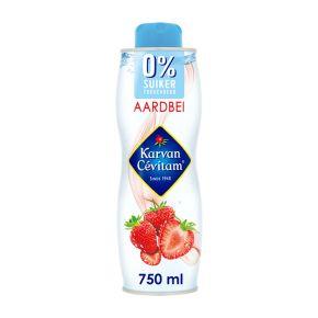 Aardbei 0% Suiker product photo