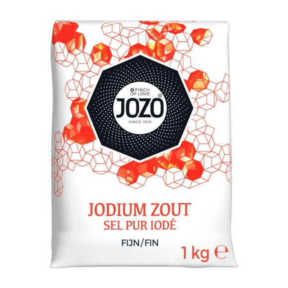 Jozo zout product photo