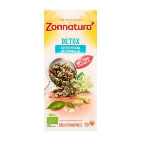 Zonnatura Detox citroengras thee product photo