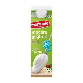 Melkunie Magere yoghurt product photo