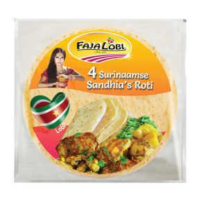 Faja Lobi Sandhia's roti product photo