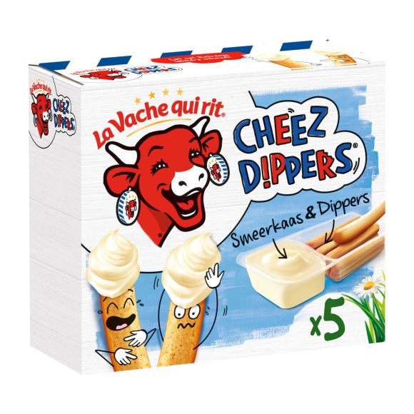 La Vache qui rit Cheez dippers product photo