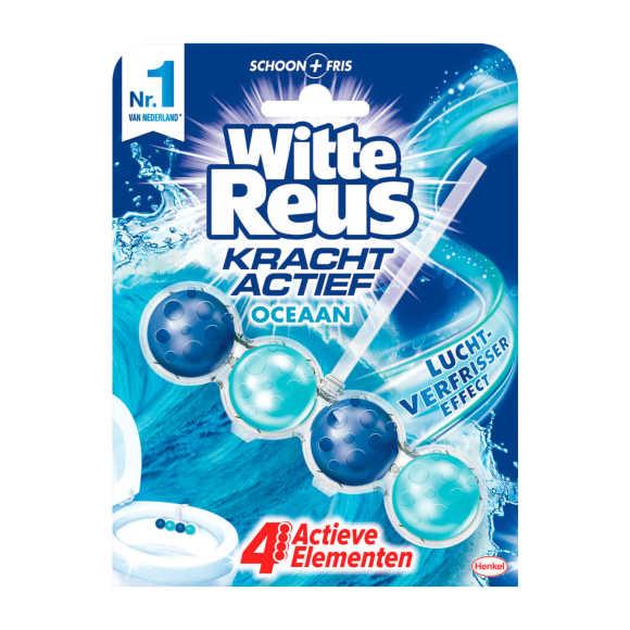 Witte Reus Toiletblok kracht actief oceaan product photo