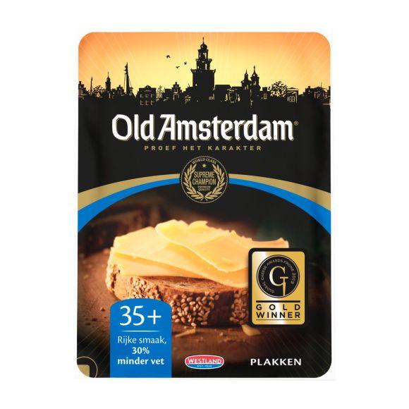 Old Amsterdam 35+ kaas plakken product photo