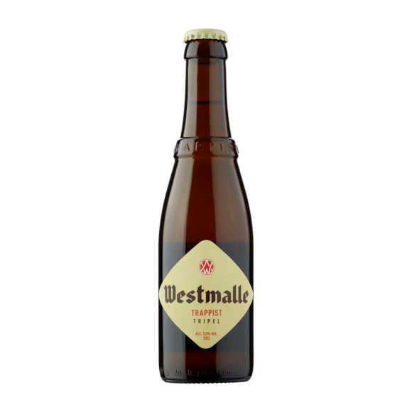 Westmalle Tripel bier product photo