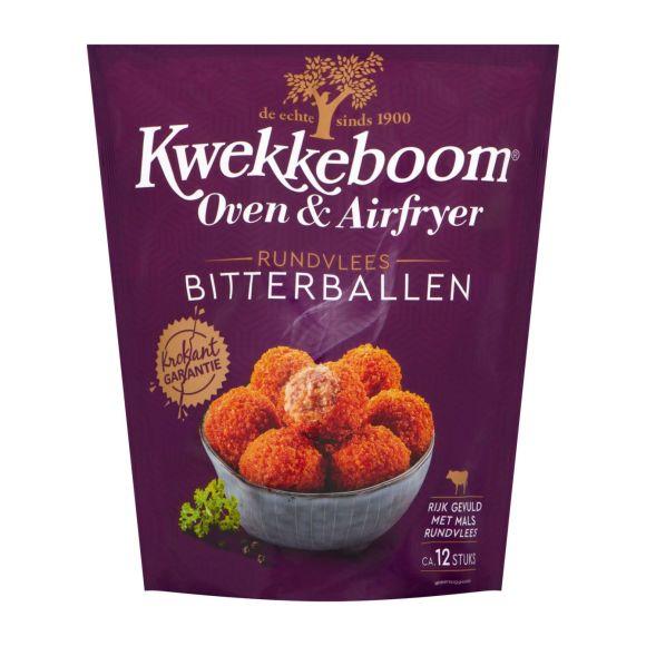 Kwekkeboom Rundvlees bitterballen product photo