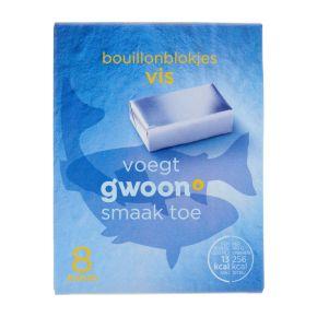 g'woon Bouillon blokjes vis product photo