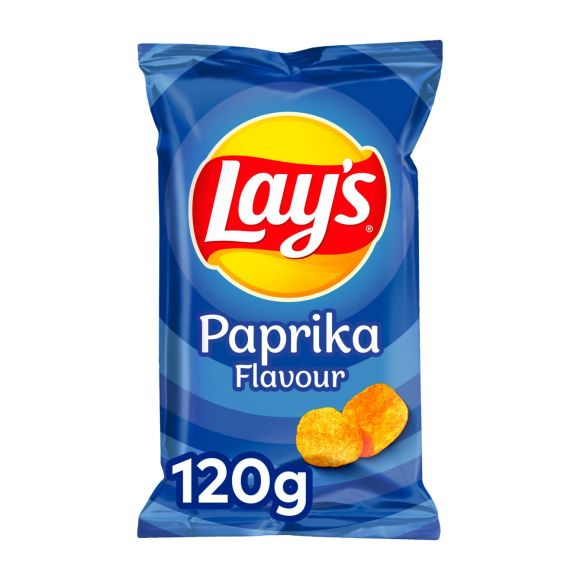 Lay's Paprika chips product photo