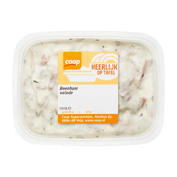 Coop Beenham salade 1 ster product photo