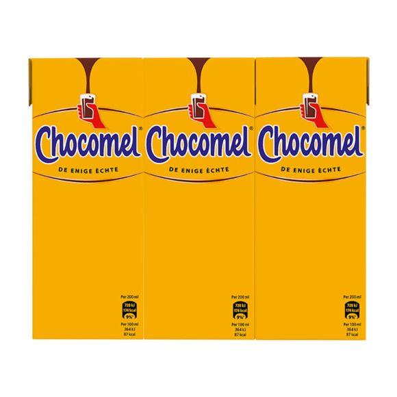 Chocomel Chocolademelk 6 x 200 ml Multi-pack product photo